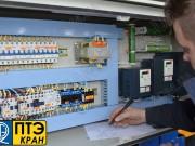 Модернизация крана частотниками